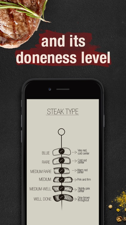 FRYY - how to cook a steak screenshot-2