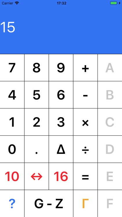 Binarycalc - Binary Calculator screenshot-3