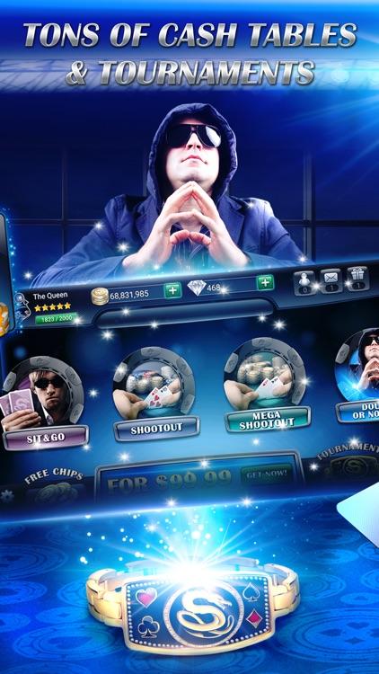 Live Hold'em Pro - Poker Game screenshot-3