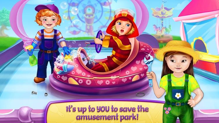 Baby Heroes Amusement Park screenshot-0