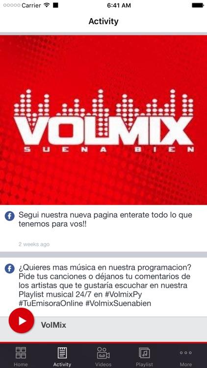 VolMix
