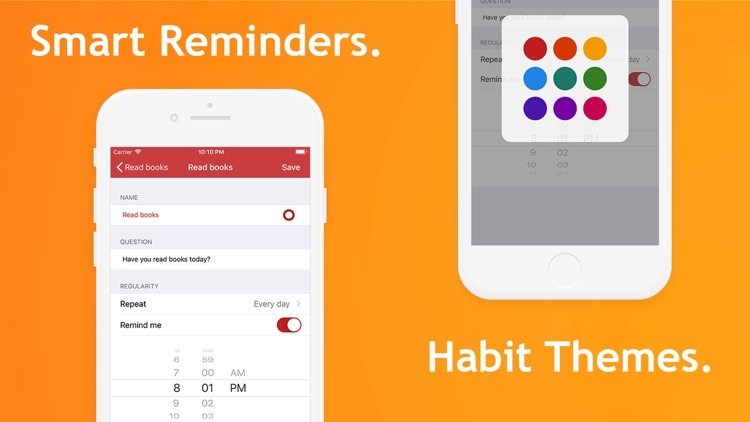 Habitty - Habit Tracker screenshot-1