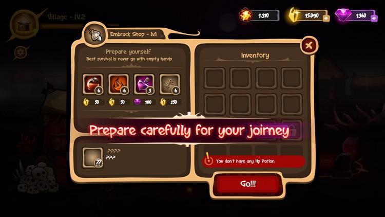 Hollow Ninja screenshot-3