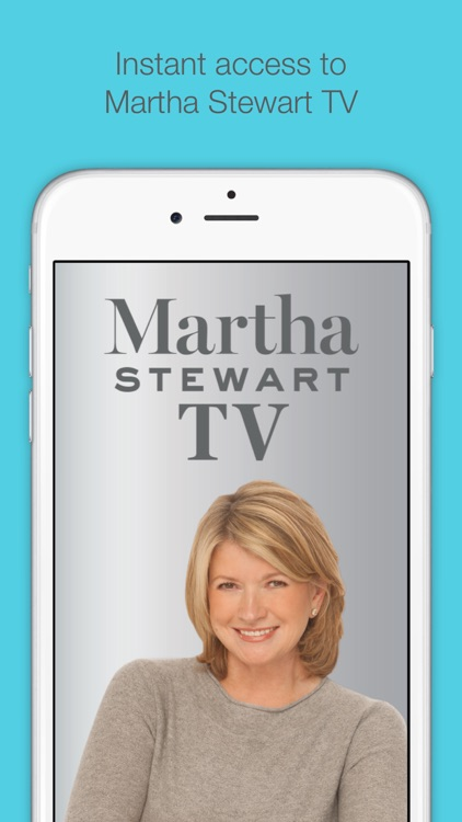 Martha Stewart TV screenshot-0