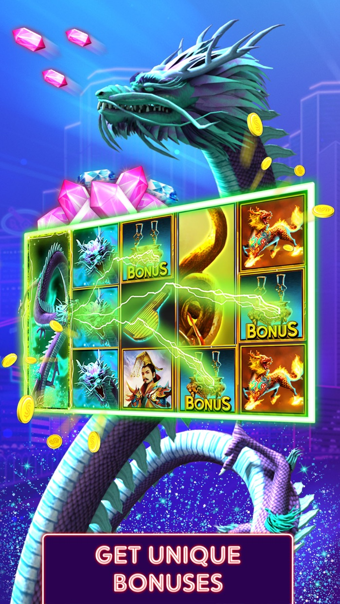 Slot Bonanza- 777 Slots Casino Screenshot