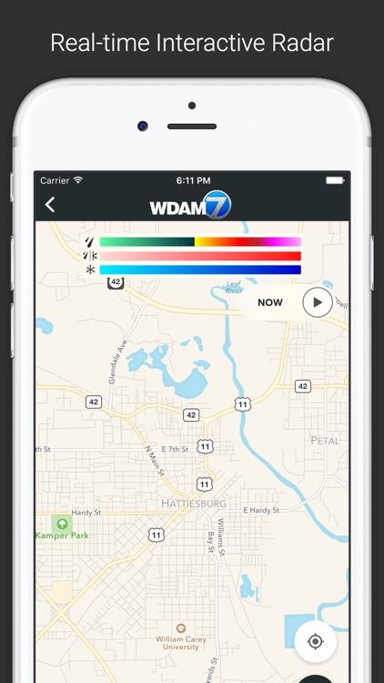 WDAM Local News screenshot-3