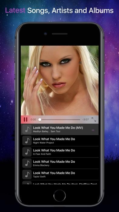 Fm ミュージック オフライン 音楽アプリのおすすめ画像1