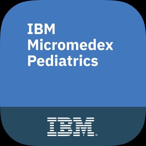 IBM Micromedex Pediatrics