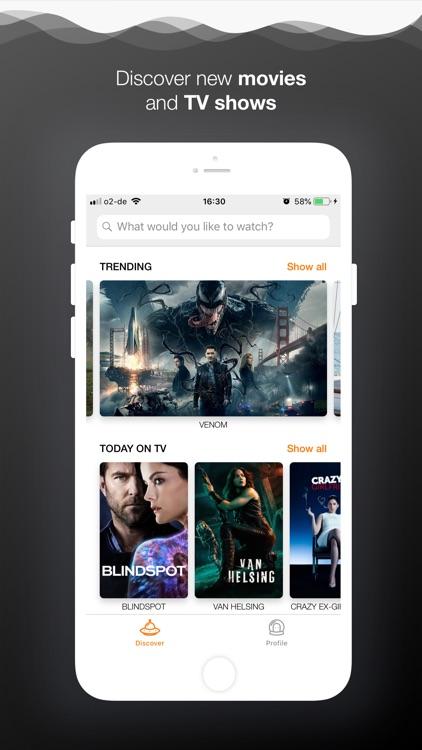 Moovee - Movies & TV Shows