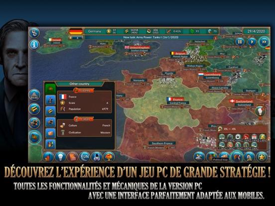 Screenshot #5 pour Realpolitiks Mobile
