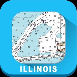 Illinois Marine Charts RNC