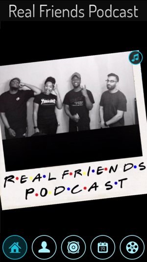 Real Friends Podcast on the App Store