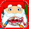 Santa Christmas Dentist Doctor - iPhoneアプリ