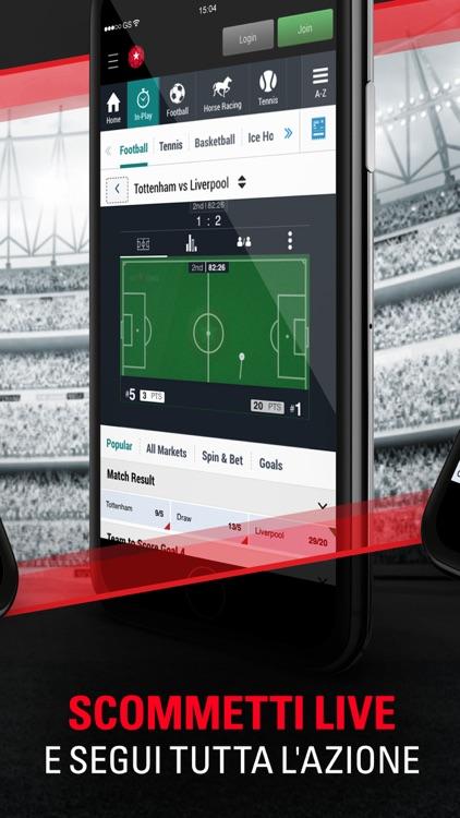 BetStars Scommesse Sportive screenshot-3