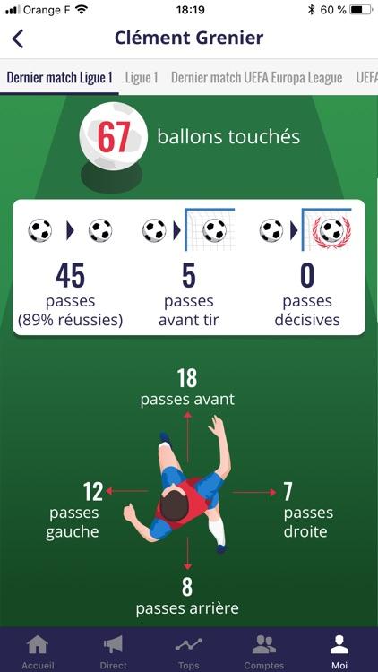Footballeur Pro screenshot-4