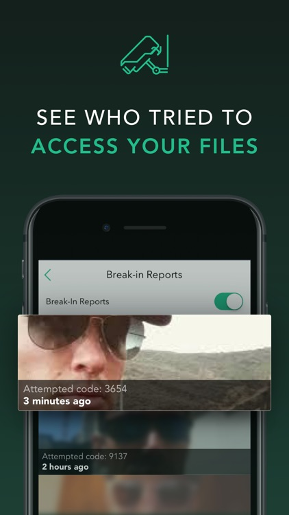 Photo Lock Private Vault screenshot-3