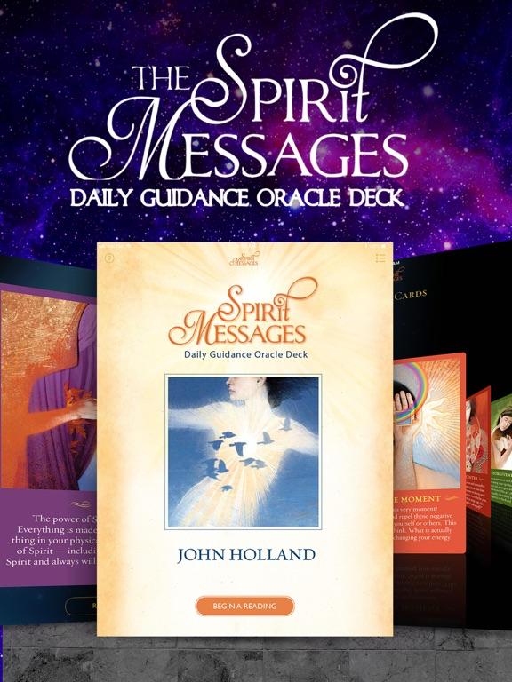 Spirit Messages Daily Guidance screenshot 6