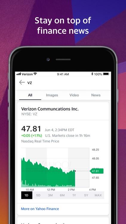 Yahoo Search screenshot-3