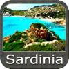 Sardinia GPS nautcial charts