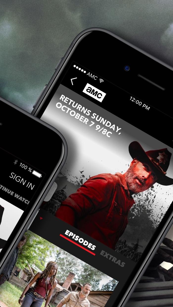 AMC Screenshot