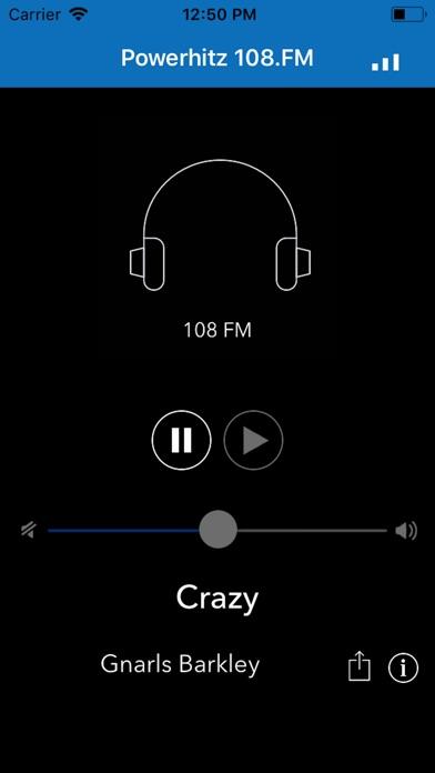 Powerhitz 108.FM screenshot three