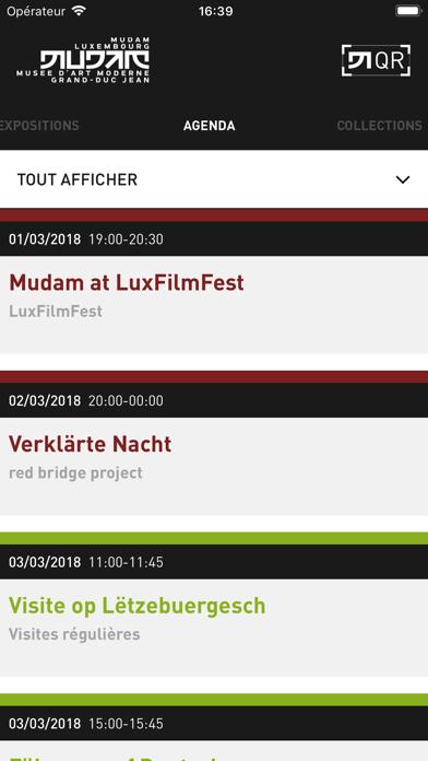 MUDAM screenshot 4