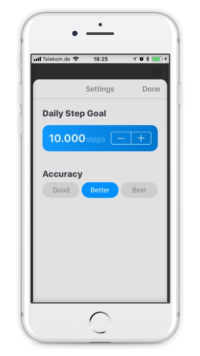Screenshot for Steppy Pro in Ukraine App Store