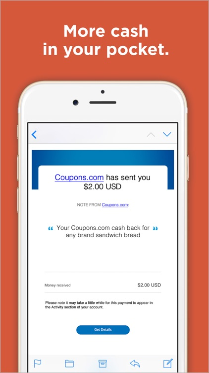 Coupons.com: Grocery coupons screenshot-4