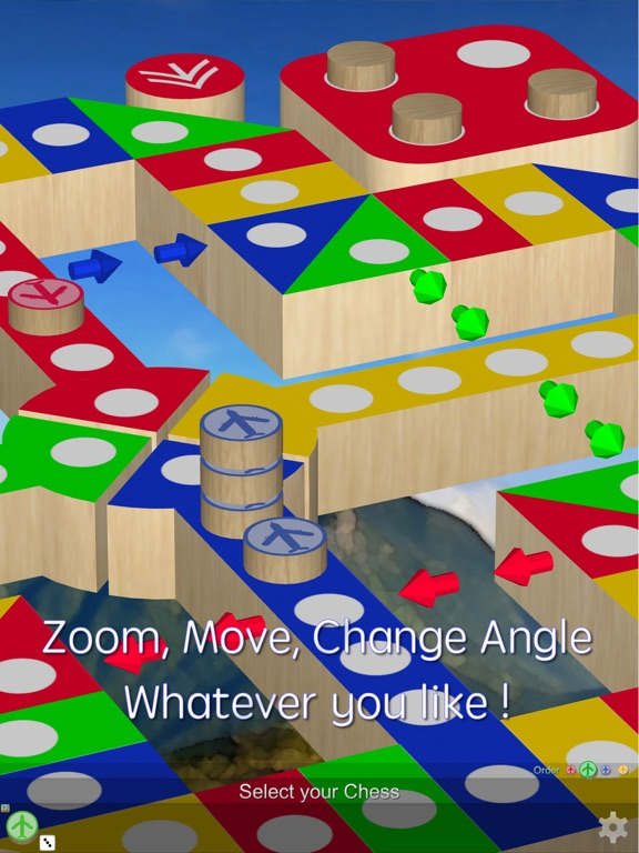Aeroplane Chess 3D - LudoBoard screenshot 8