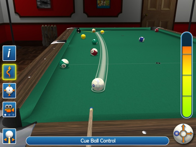 Pro Pool On The App Store - Hexagon pool table