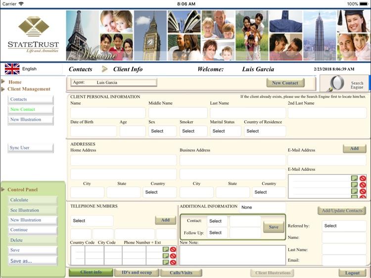 StateTrust Life Virtual Office screenshot-3