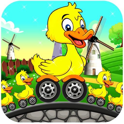 Animal Toy Car Racing Game