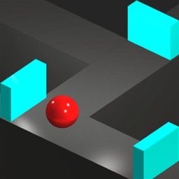 The ball zigzag 3d blocks