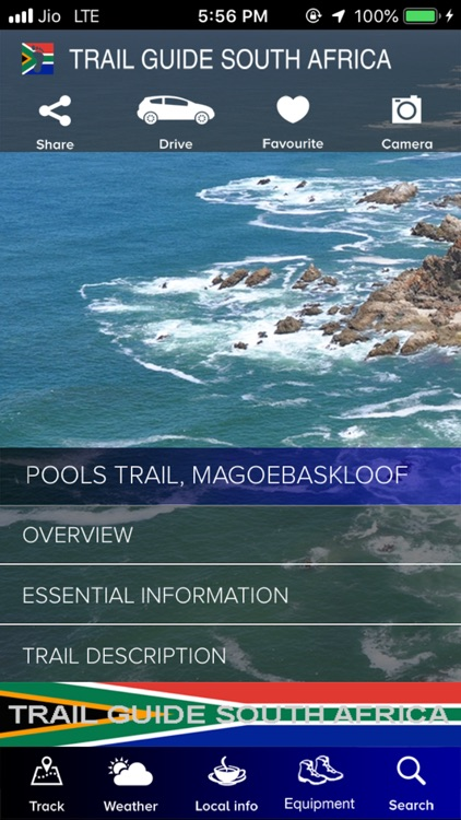 Trail Guide South Africa screenshot-2