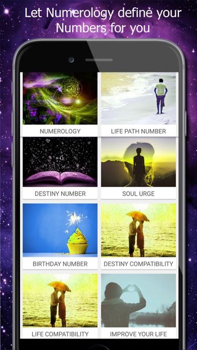 Numerology Name meaning -Birth Astrology Horoscope - App - iOS me
