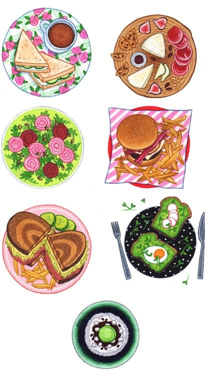Tiny Foods screenshot-5