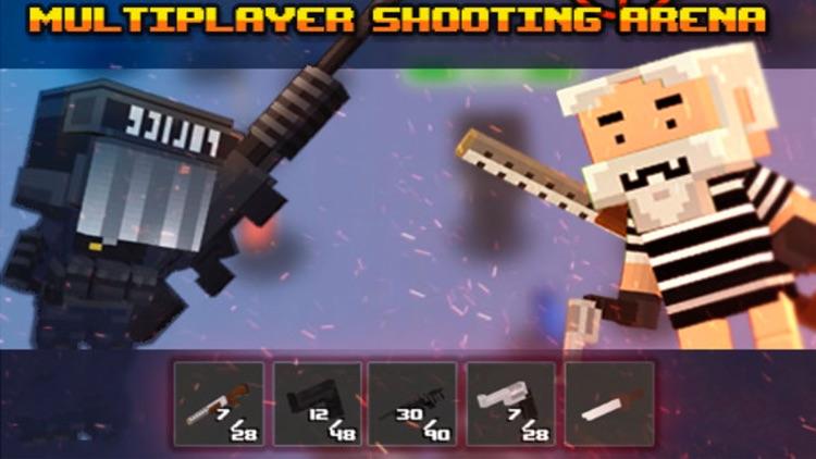 荒野大乱斗 - 3D联机枪战游戏