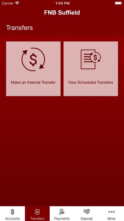 First National Bank Suffield screenshot-4