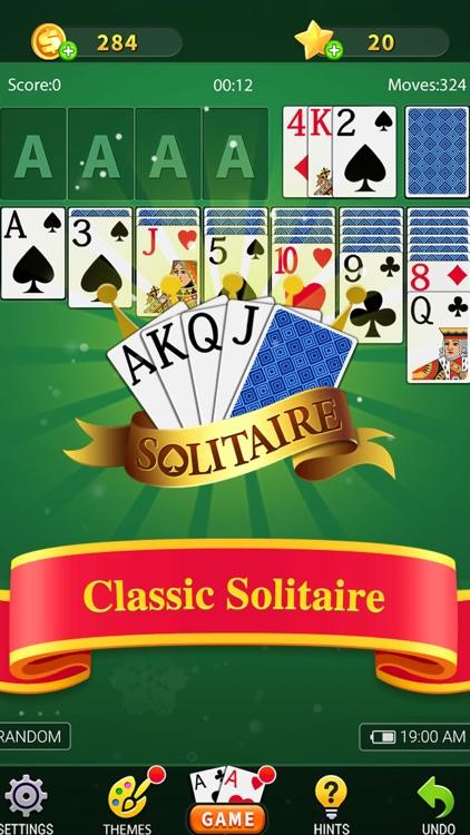 Solitaire # screenshot-6