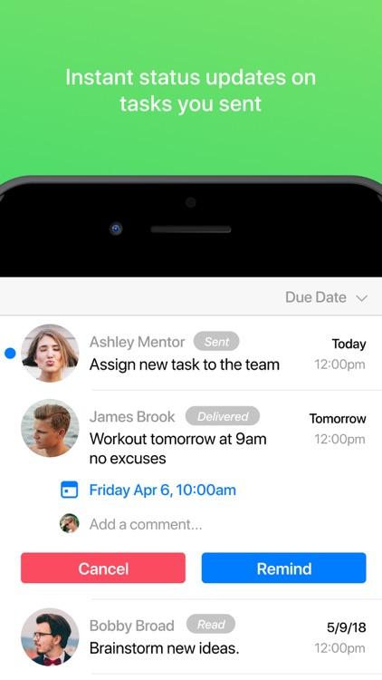 Pleez: To-do & Task Messenger