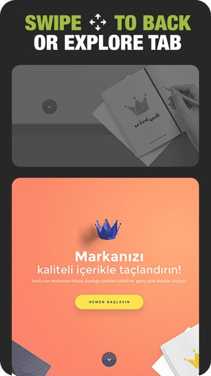 FullScreen Browser.