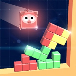 Brick Tower 3D