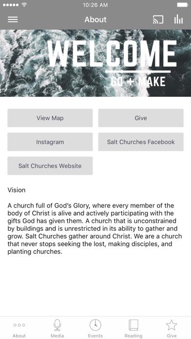Salt Churches screenshot 1