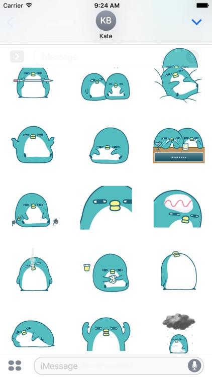 Bibi the penguin 2