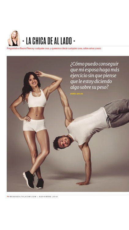 Men's Health en Español screenshot-4