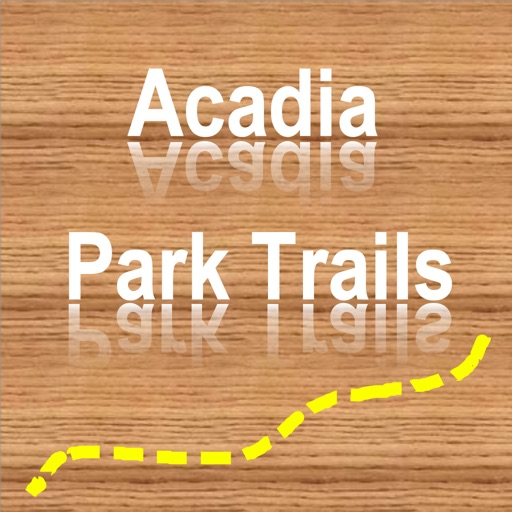 Acadia Trails, GPS Hiking maps