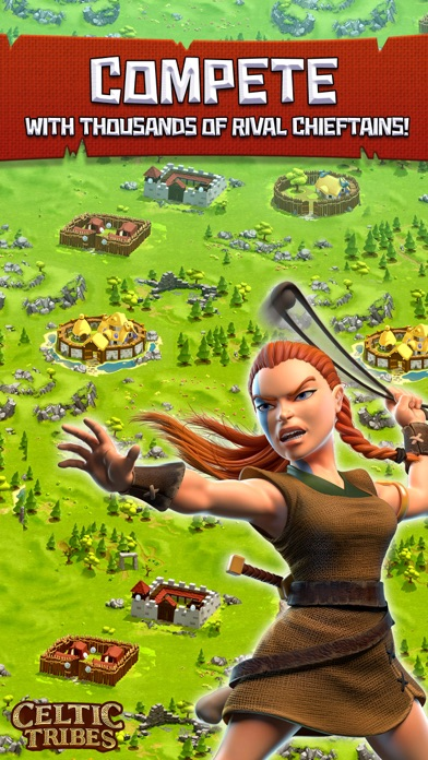 Celtic Tribes - Strategy MMO 6.22.1 IOS