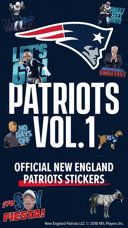 Patriots Vol. 1 screenshot-0