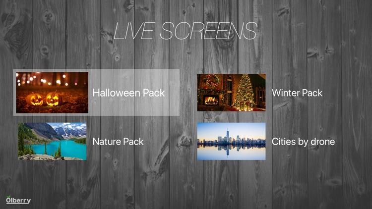 Live Screens