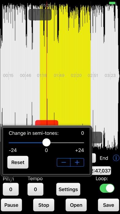 Music Speed Changer review screenshots